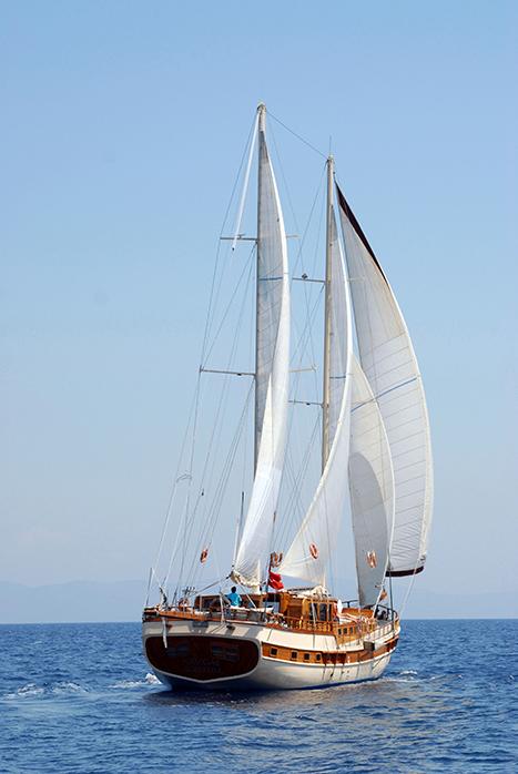 Let sail